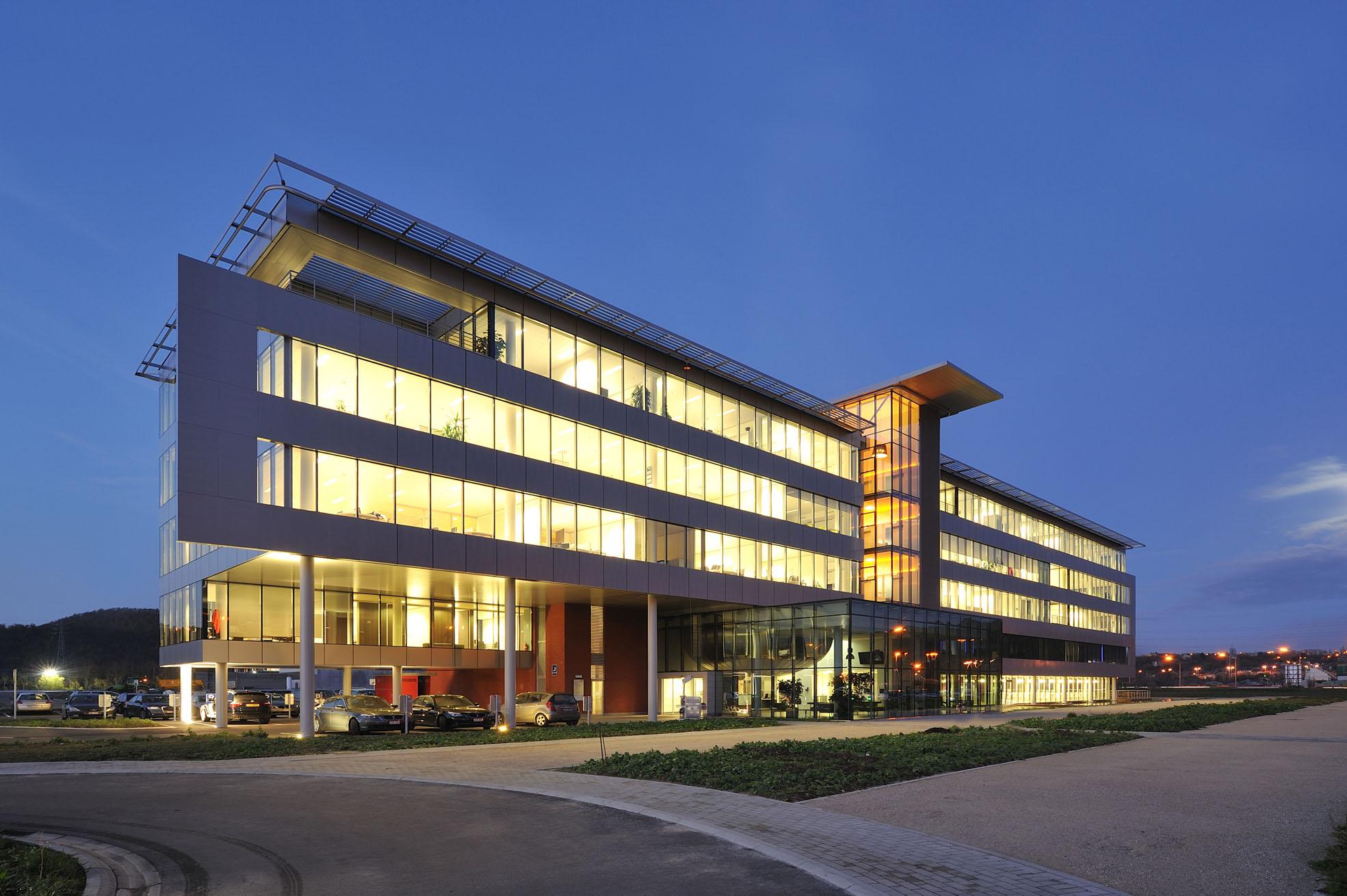 Centre administratif ArcelorMittal Liège